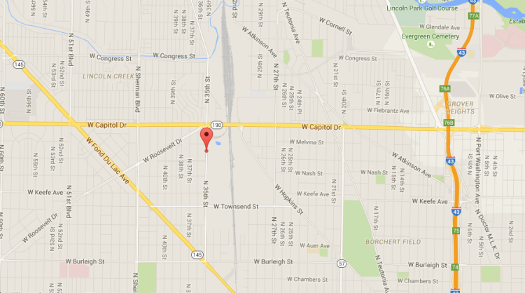 Map Amp Directions Century City Loftscentury City Lofts